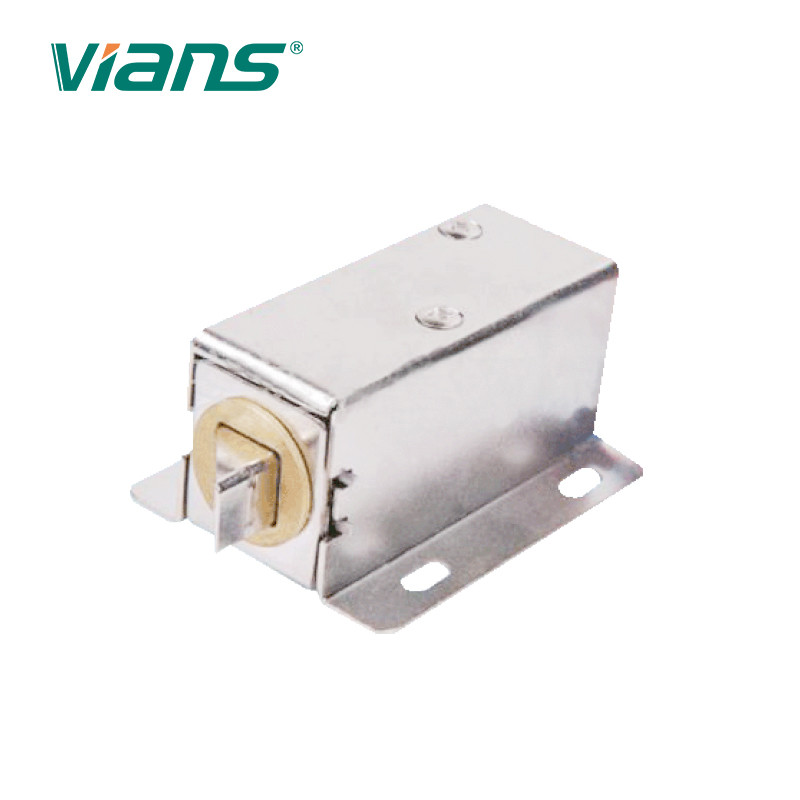 Small Electric Bolt Magnetic Cabinet Locks DC 12V 60mA For Cash Box Fail Safe